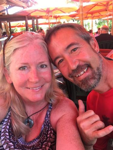 Sharon & Thomas