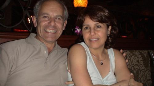 Ivo and Maria Bianchi