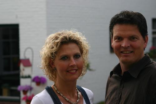 Paulette & Carlo               B&B 't Reijmerhofke