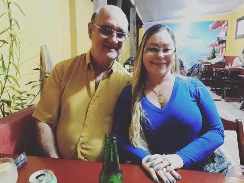 Wanderléa e David