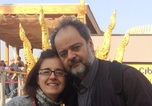 Claudia e Francesco