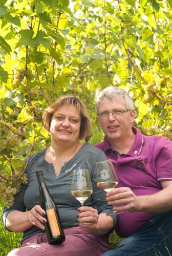 Winfried und Karin Persch