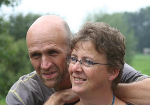 Twan en Anja Spierings