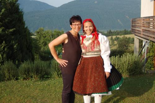 Elfi und Manuela Andritsch