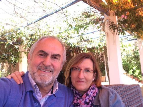 Julio y Pilar