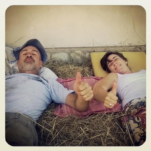 Liliana y Javier