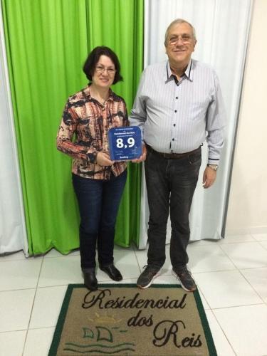 Paulo e Beth Reis