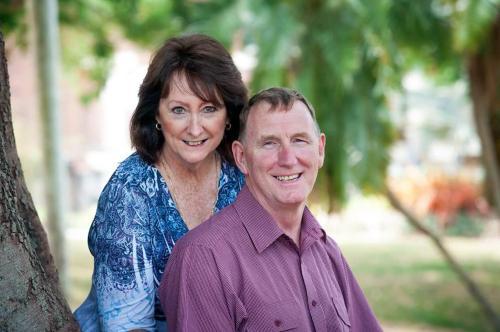 Margie and Tom Stevens