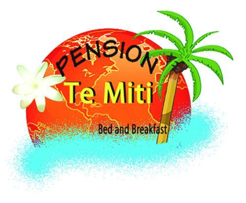 Pension Te Miti - Bed & Breakfast - Free wifi