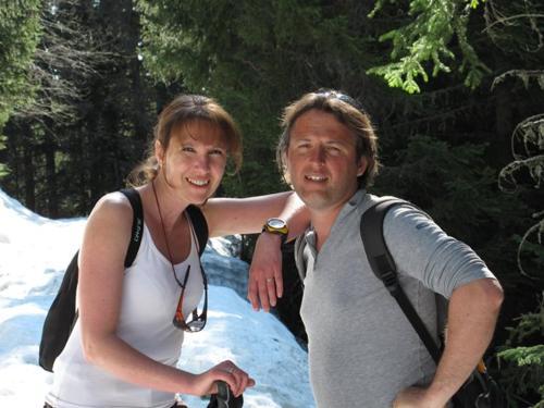 Christelle et Sébastien