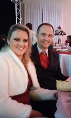 Vitor e Raquel