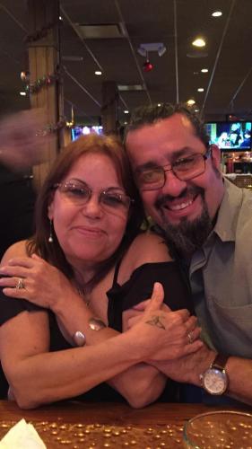 Carmen y Joaquín