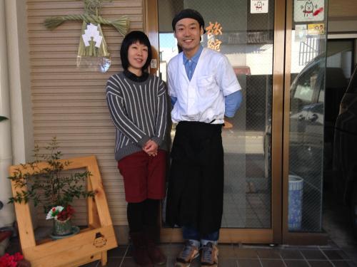 hirokazu and kumiko