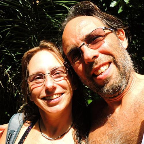 Lyanne e Marcelo