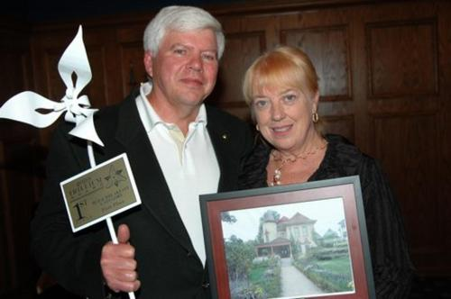 Carolyn and Gary Burke
