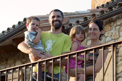 Mariona i família