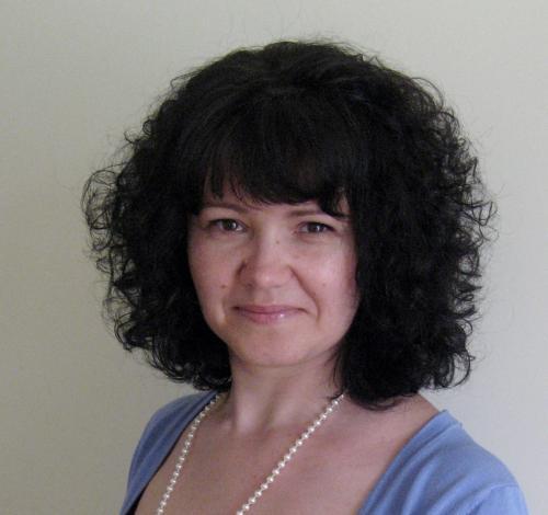 Angela Yuldashkina