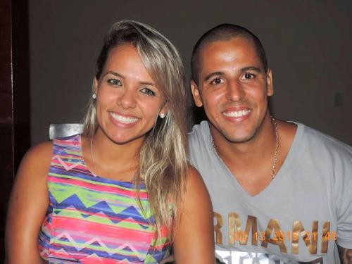 Felipe  e Cristina