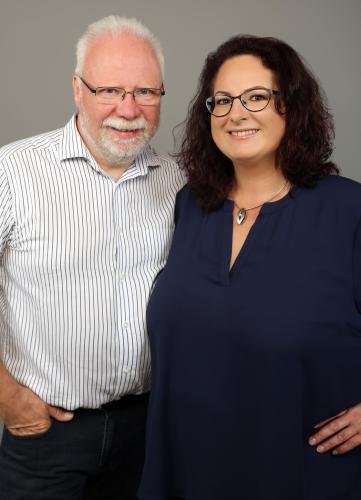 Gerd und Sandra Pannier