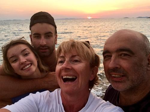 La famille Roy