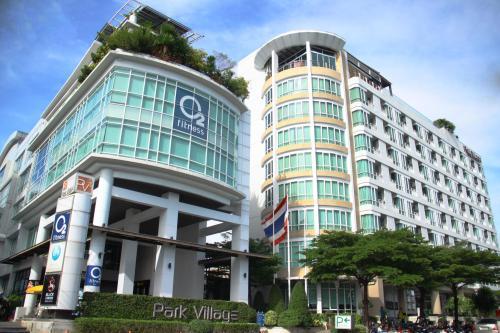 Park Village Serviced Suites Rama 2