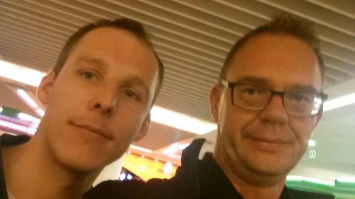 Jean-Baptiste & Rudy