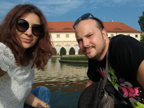 Michaela and Eugen