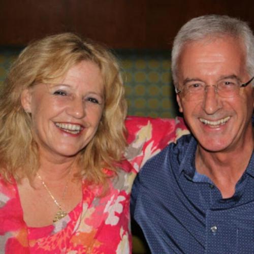 Tony and Jackie Burchell
