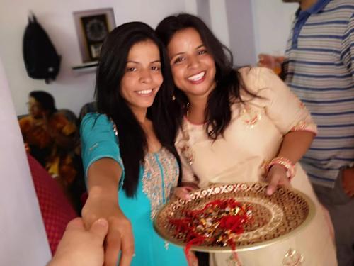 Preeti Shrimali & Deepshikha shrimali