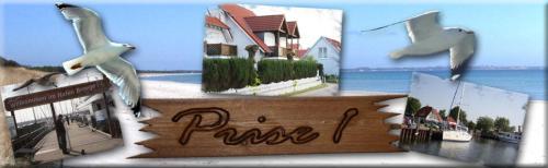private Ferienwohnung -Prise1- Am Yachthafen Breege  in Breege-Juliusruh / Rügen