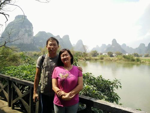 Ung Wei and Yiing Kiong