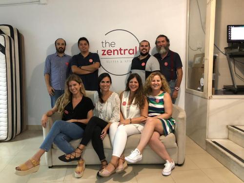 The Zentral Suites & Apartments Team