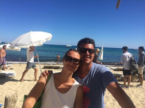 Cristina & Fabien