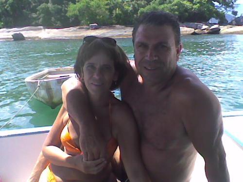 Cleida e Paulo