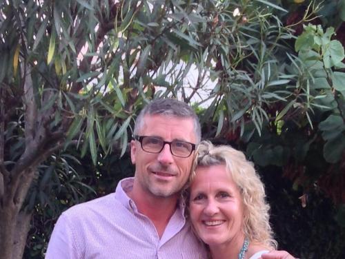 Martin and Sarah