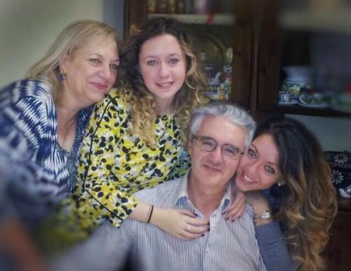 Letizia,Carmelo,Delia e Claudia