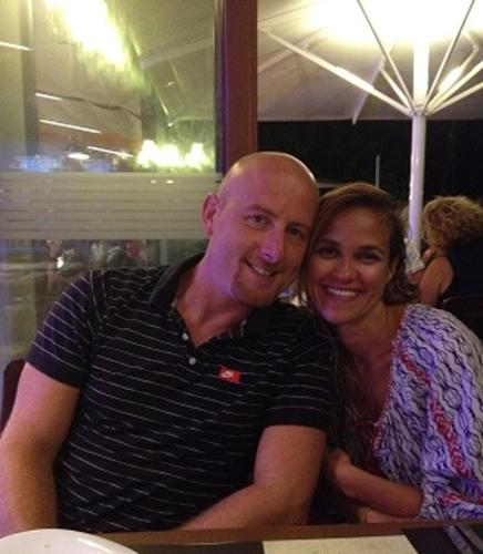 Chihaz et Laurent