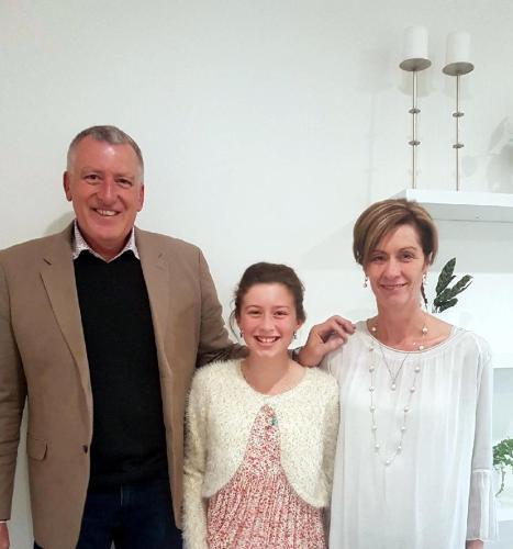 Terry, Sammy & Fiona