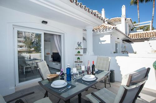 The Ivy Penthouse Marbella Spain