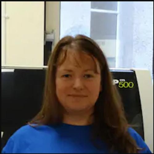 Joy Jackson - our property manager