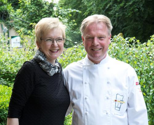 Ihre Gastgeber mit Herz : Gerharda & Matthias Weinert