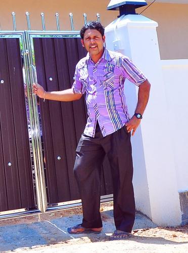 Damil Dishantha (Channa)