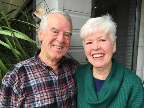 Rick and Kate Koch