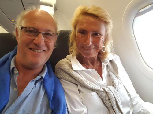 Graziella et Thierry