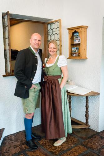 Caroline Flöckner und Roland Ettenauer-Flöckner