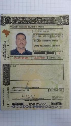 Wilson Rogerio M Ramos