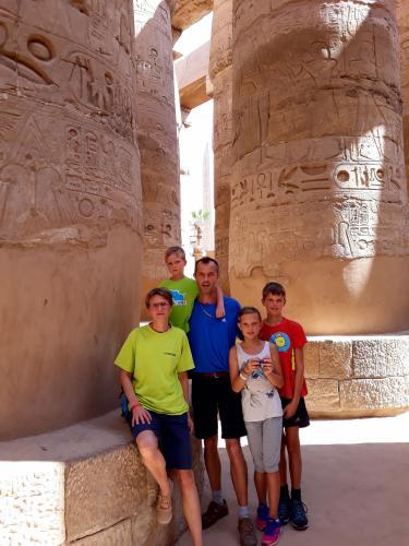 Sasha, Marko & family