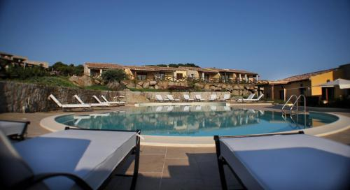 Punta Falcone Resort