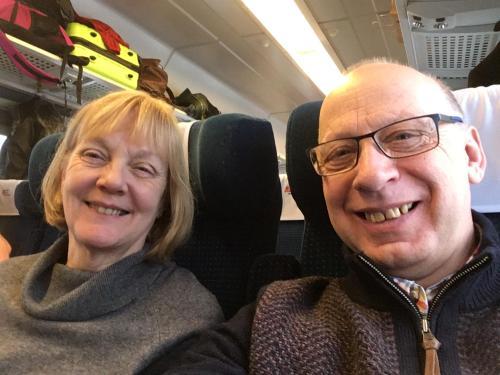 Richard & Elaine