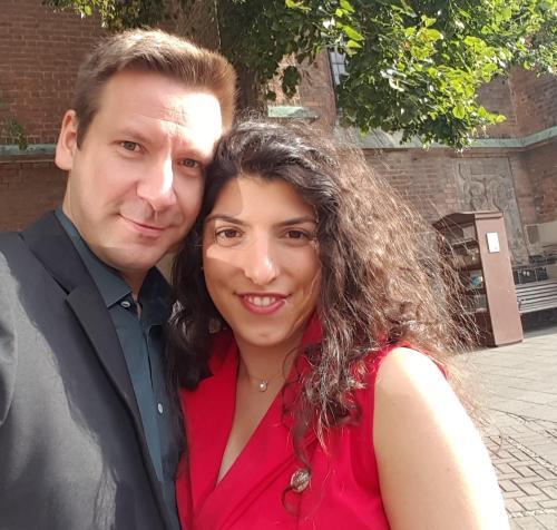 David & Serena